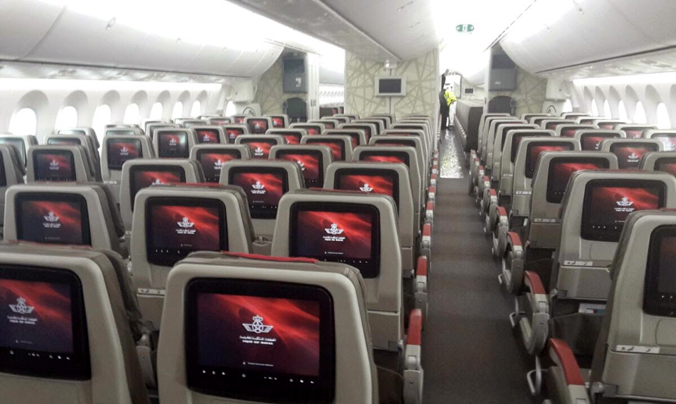 Royal Air Maroc Certified 4-Star Airline - Skytrax