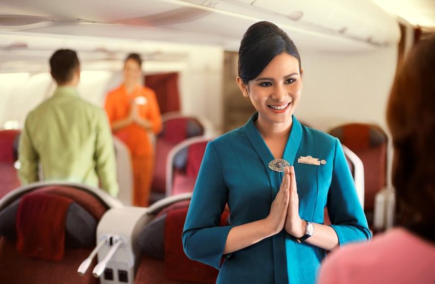 Garuda Indonesai kru kabin | skytrax.com