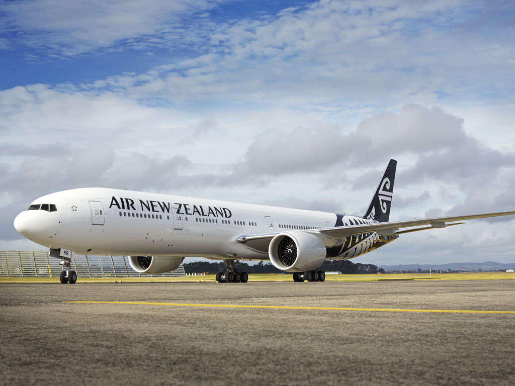 air new zealand - photo #5