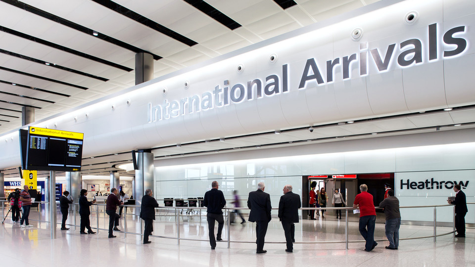 Car Rental London England Uk Airport