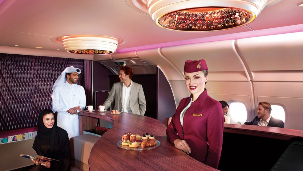Qatar airways 5 star airline rating skytrax qatar airways stopboris Image collections