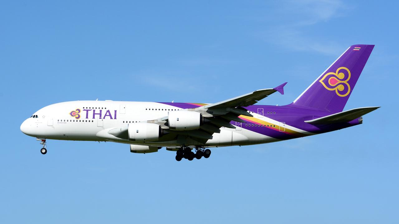 Thai Airways 4-Star Airline Rating - Skytrax