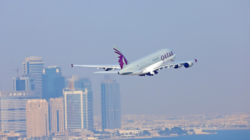 Qatar airways 5 star airline rating skytrax qatar airways stopboris Image collections