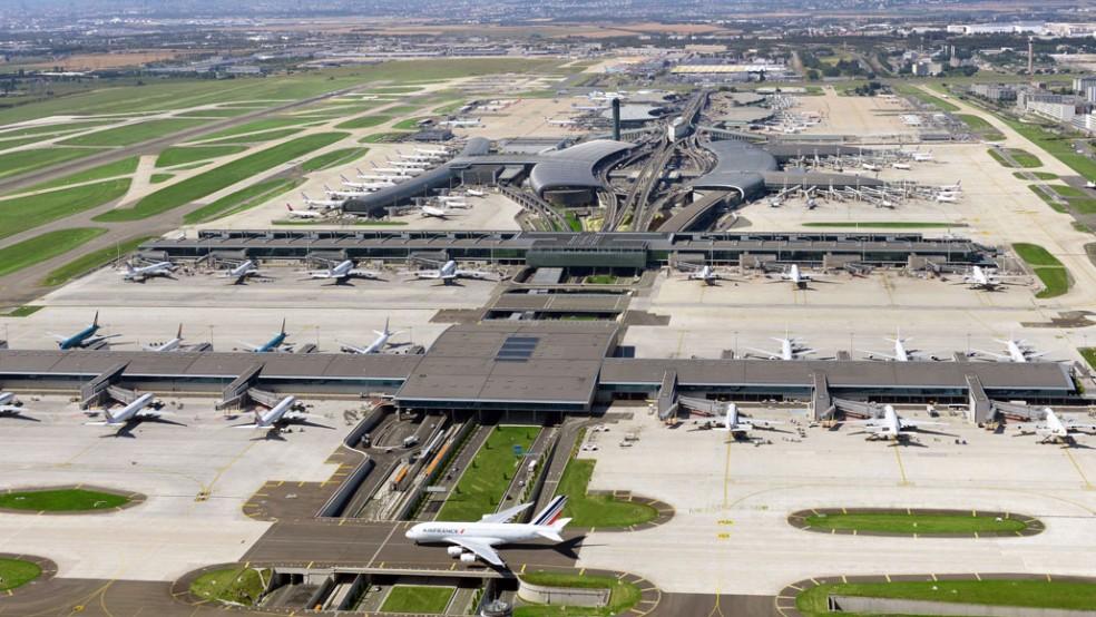 Car Rental Charles De Gaulle Airport Terminal