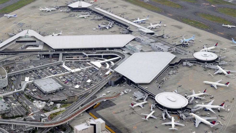 Hasil gambar untuk Narita International Airport Tokyo