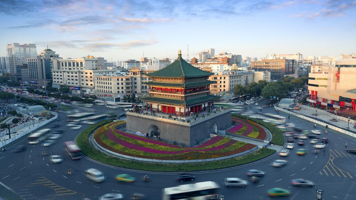 Xian Aeroporto : Xi an xianyang star regional airport rating skytrax